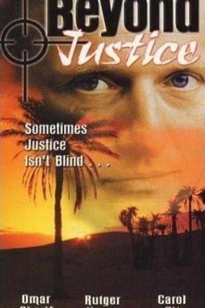 Caratula, cartel, poster o portada de Mas allá de la justicia