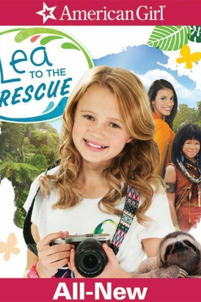 Caratula, cartel, poster o portada de Lea to the Rescue