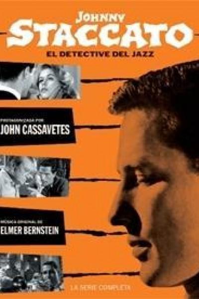 Caratula, cartel, poster o portada de Johnny Staccato