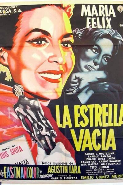 Caratula, cartel, poster o portada de La estrella vacía
