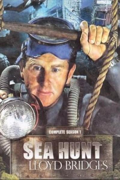 Caratula, cartel, poster o portada de Investigador submarino