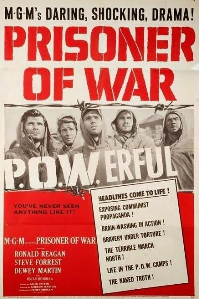 Caratula, cartel, poster o portada de Prisoner of War