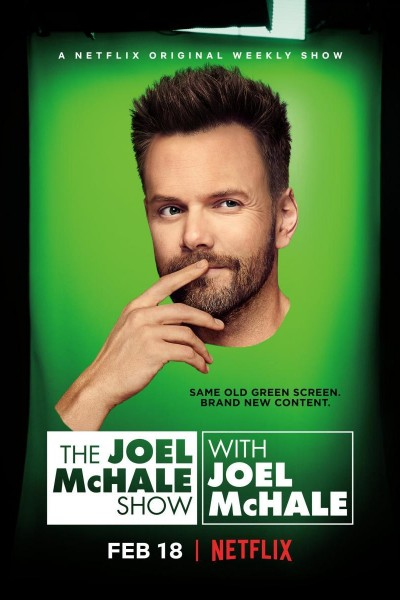Caratula, cartel, poster o portada de The Joel McHale Show