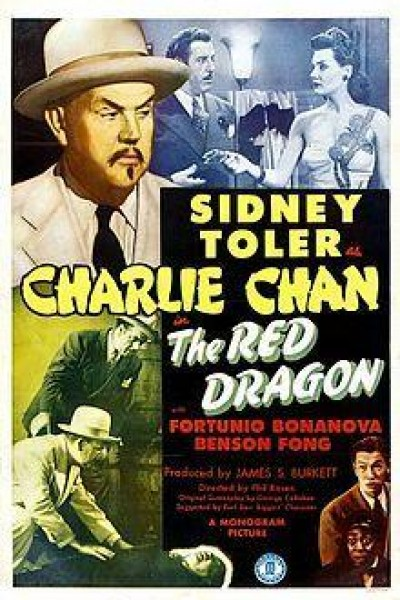 Caratula, cartel, poster o portada de The Red Dragon