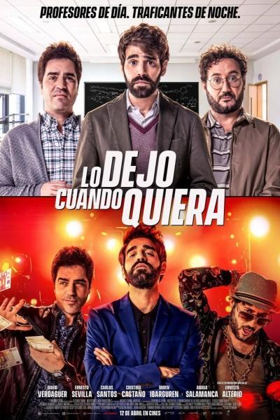 Caratula, cartel, poster o portada de Lo dejo cuando quiera