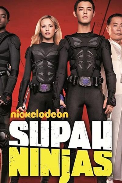 Caratula, cartel, poster o portada de Supah Ninjas