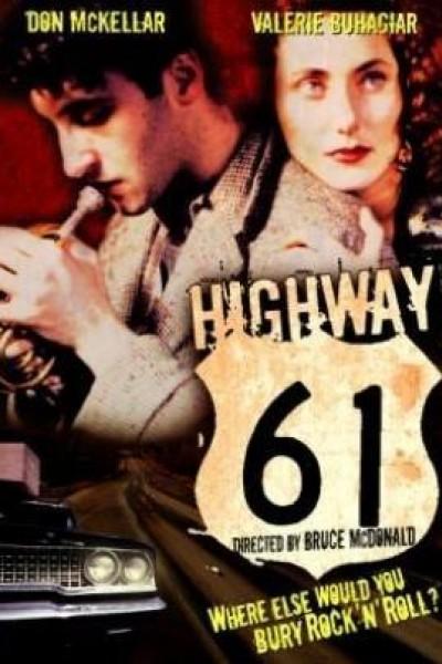Caratula, cartel, poster o portada de Highway 61