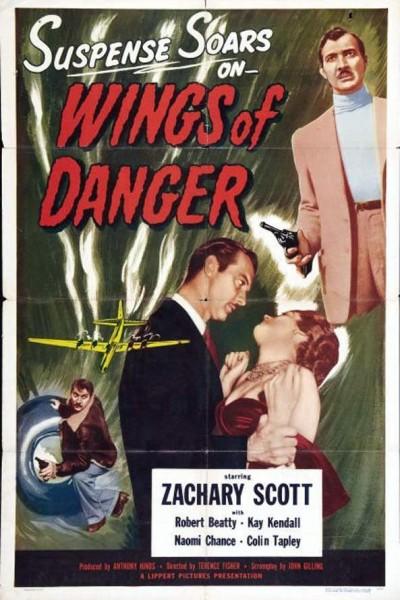 Caratula, cartel, poster o portada de Wings of Danger