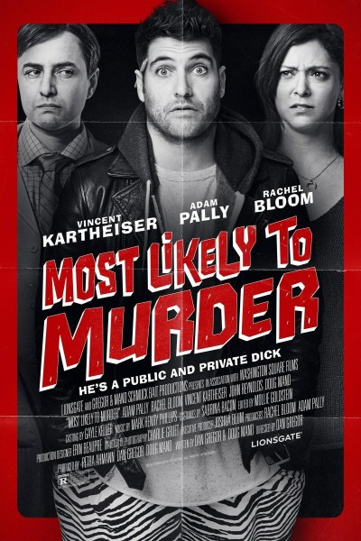 Caratula, cartel, poster o portada de Most Likely to Murder