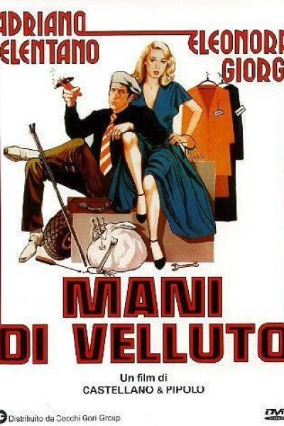 Caratula, cartel, poster o portada de Manos de seda