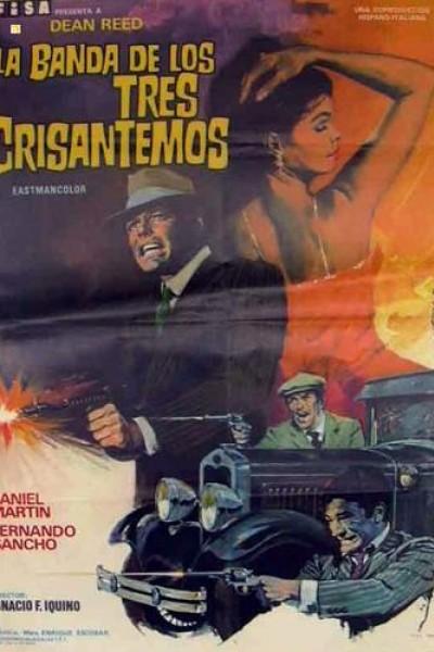 Caratula, cartel, poster o portada de La banda de los tres crisantemos