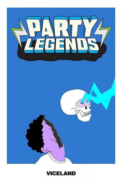 Caratula, cartel, poster o portada de Party Legends