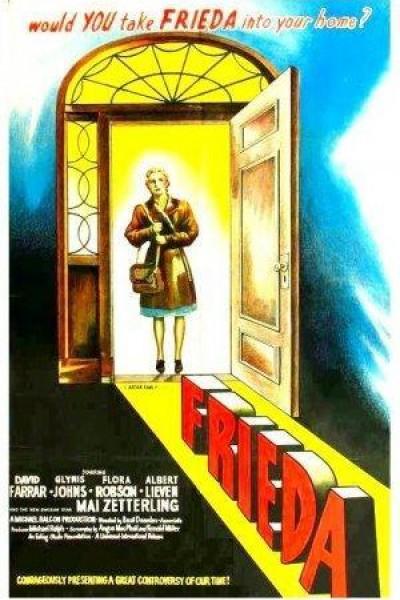 Caratula, cartel, poster o portada de Frieda