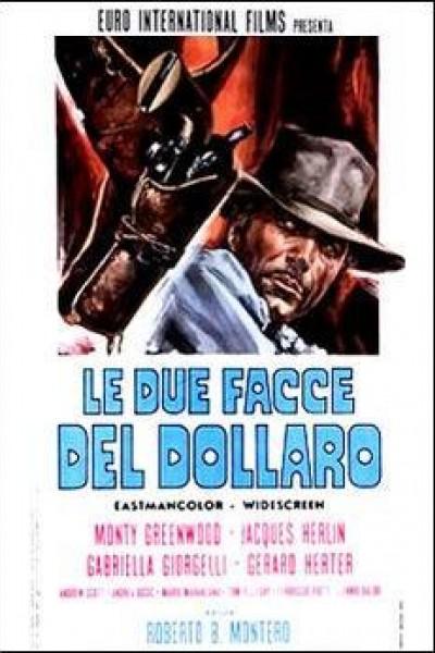 Caratula, cartel, poster o portada de Le due facce del dollaro