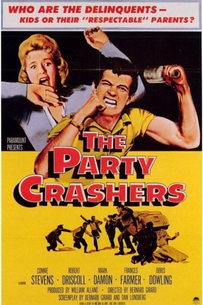 Caratula, cartel, poster o portada de The Party Crashers