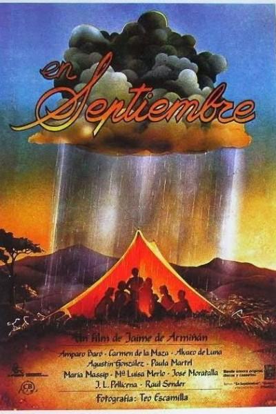Caratula, cartel, poster o portada de En septiembre