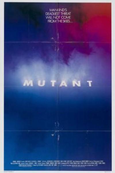 Caratula, cartel, poster o portada de Mutant (Night Shadows)