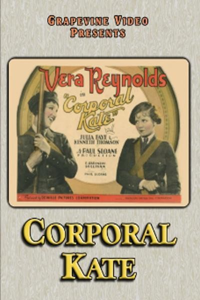 Caratula, cartel, poster o portada de Corporal Kate