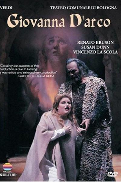 Caratula, cartel, poster o portada de Giovanna d\'Arco