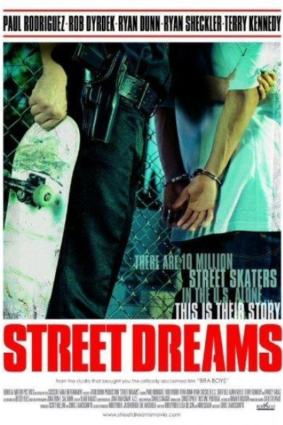 Caratula, cartel, poster o portada de Street Dreams