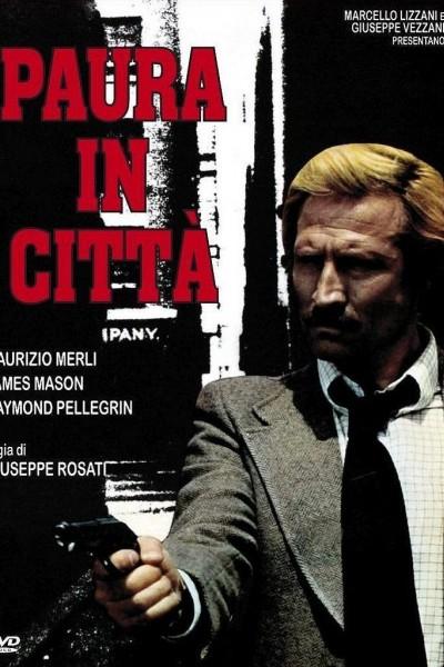 Caratula, cartel, poster o portada de Pánico en la ciudad