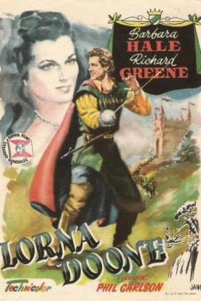 Caratula, cartel, poster o portada de Lorna Doone
