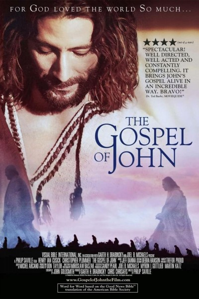 Caratula, cartel, poster o portada de The Gospel of John