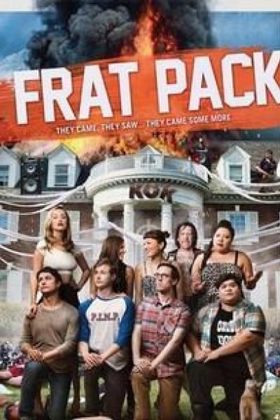 Caratula, cartel, poster o portada de Frat Pack