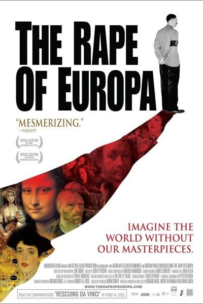 Caratula, cartel, poster o portada de The Rape of Europa