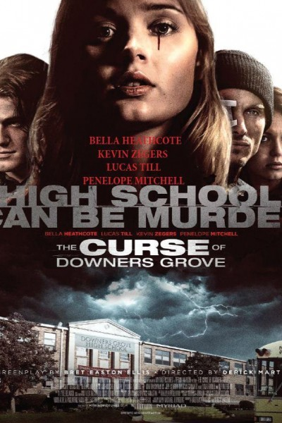 Caratula, cartel, poster o portada de The Curse of Downers Grove