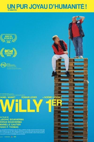 Caratula, cartel, poster o portada de Willy 1er