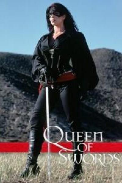 Caratula, cartel, poster o portada de Reina de espadas