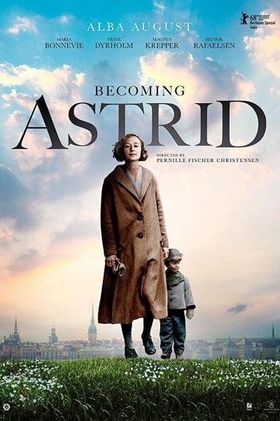 Caratula, cartel, poster o portada de Conociendo a Astrid