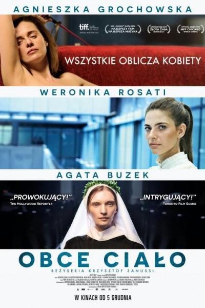 Caratula, cartel, poster o portada de Foreign Body
