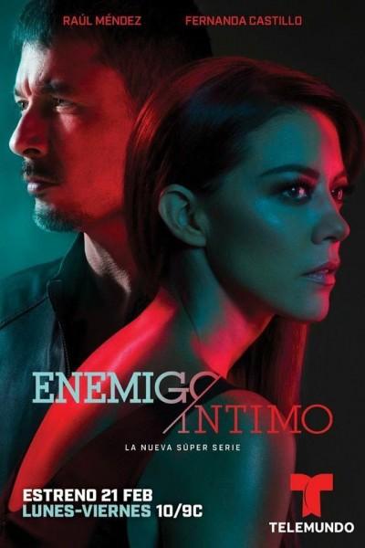 Caratula, cartel, poster o portada de Enemigo íntimo