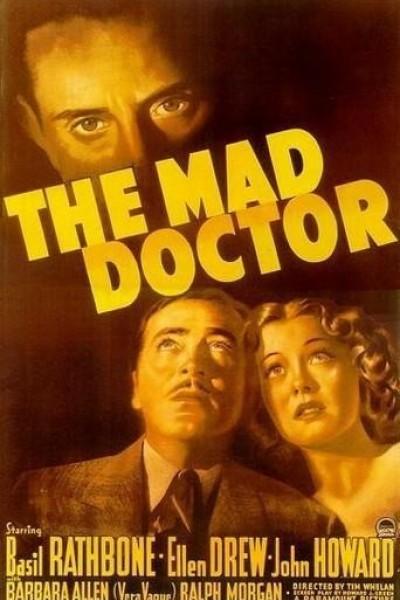 Caratula, cartel, poster o portada de The Mad Doctor