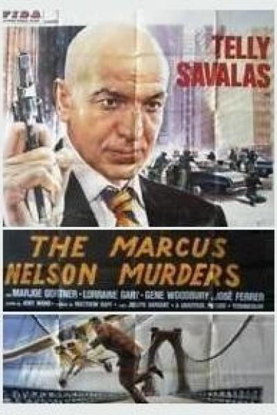 Caratula, cartel, poster o portada de Kojak: Los crímenes de Marcus-Nelson