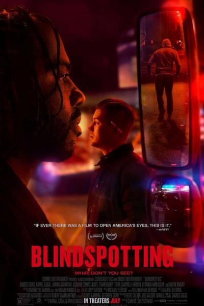 Caratula, cartel, poster o portada de Blindspotting