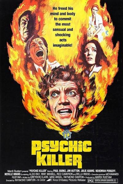 Caratula, cartel, poster o portada de Psychic Killer