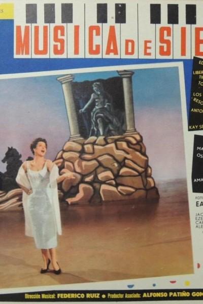 Caratula, cartel, poster o portada de Música de siempre