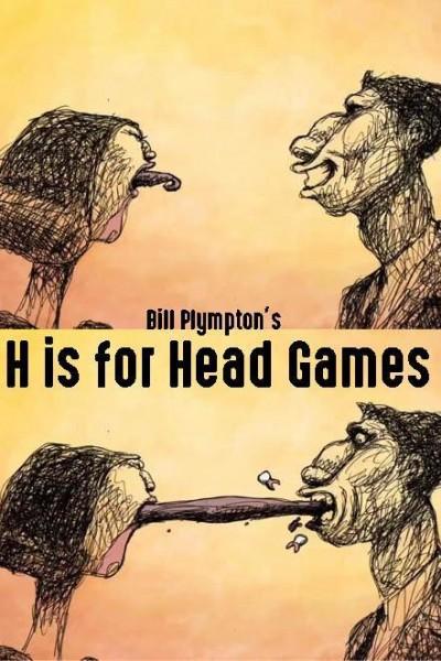 Caratula, cartel, poster o portada de H is for Head Games