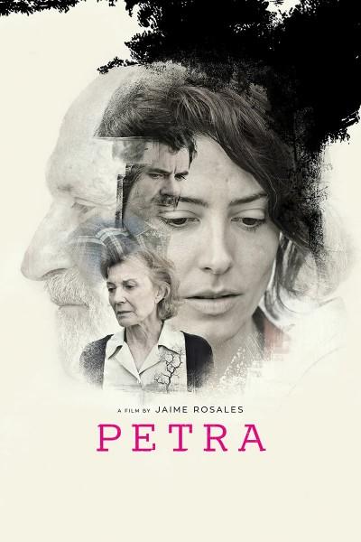 Caratula, cartel, poster o portada de Petra