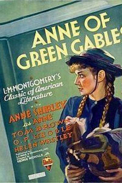 Caratula, cartel, poster o portada de Ana de las tejas verdes