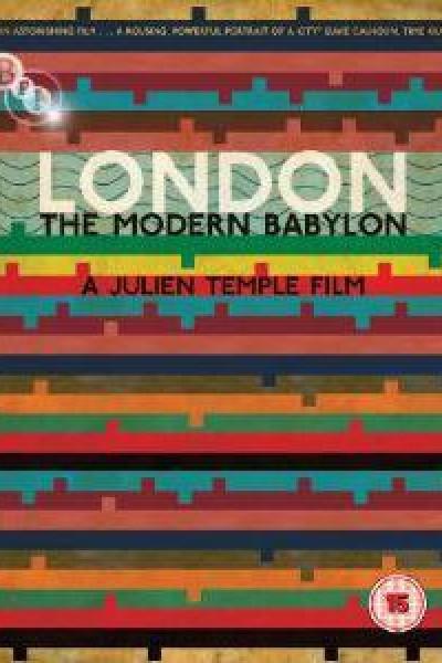 Caratula, cartel, poster o portada de London - The Modern Babylon