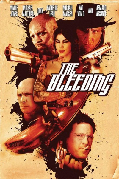 Caratula, cartel, poster o portada de The Bleeding