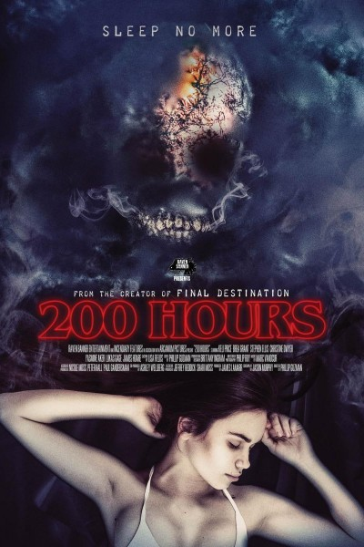 Caratula, cartel, poster o portada de 200 Hours (Sleep No More)