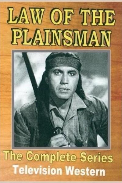 Caratula, cartel, poster o portada de Law of the Plainsman