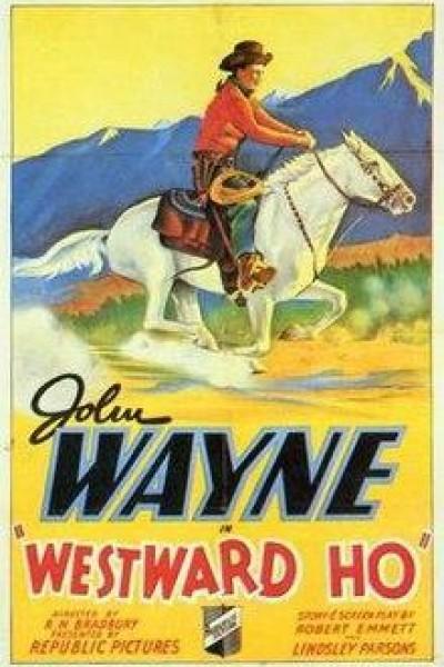 Caratula, cartel, poster o portada de Westward Ho