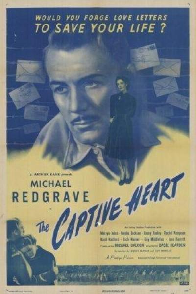 Caratula, cartel, poster o portada de Corazón cautivo