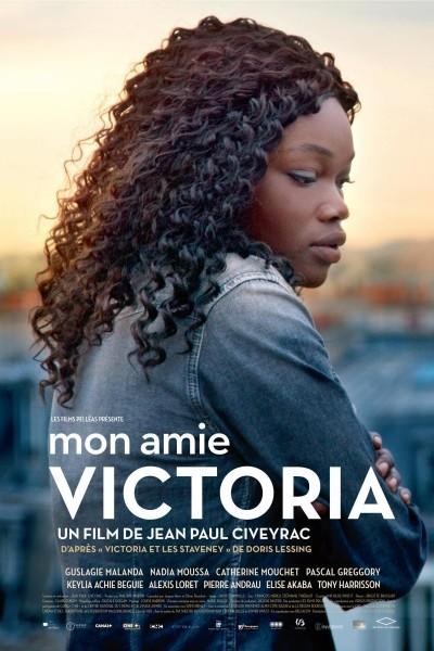 Caratula, cartel, poster o portada de Mon amie Victoria